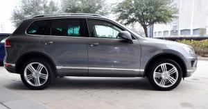 2015 Volkswagen Touareg TDI 5