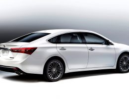 2016 Toyota Avalon Brings New Suspension Tuning, LED + Tech Upgrades and Top-line Touring Trim
