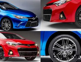 2015 Toyota Camry and Corolla Special Editions + Revised Avalon Set For Chicago Launch