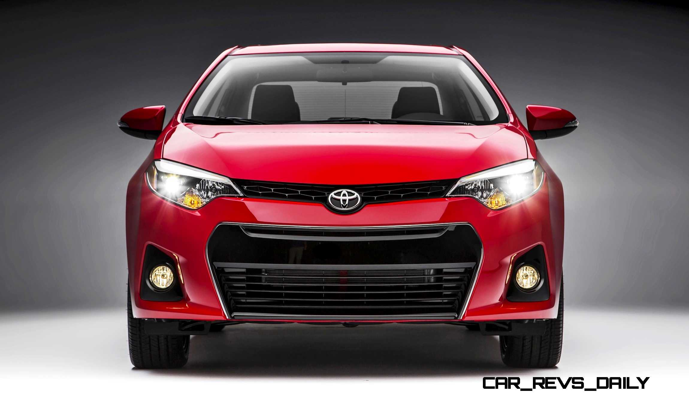 2015 Toyota Camry and Corolla Special Editions