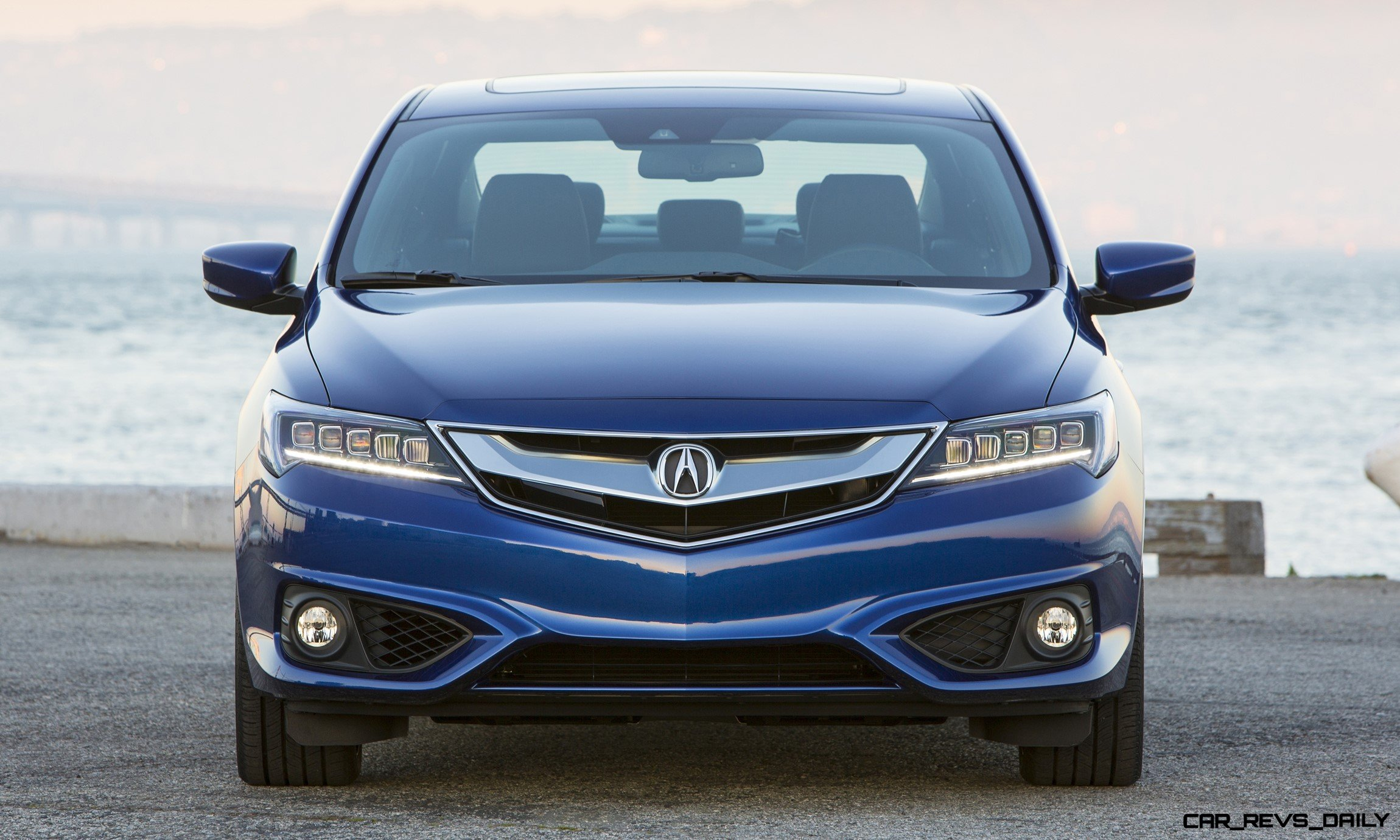 2016 Acura ILX A-SPEC Makes Credible, Playful and Chic Audi A3-Fighter