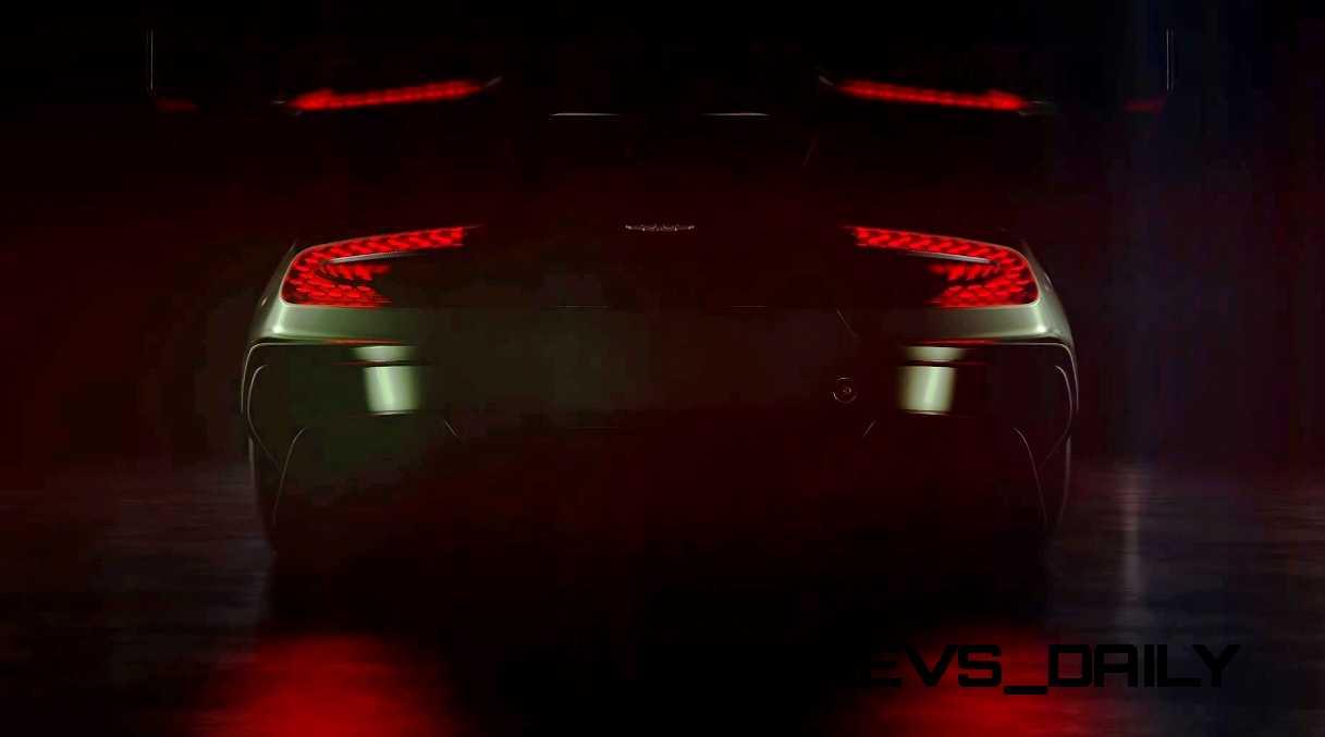 2016 Aston Martin VULCAN 1