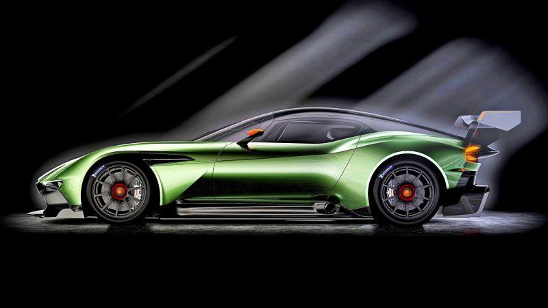 2016 Aston Martin VULCAN 14