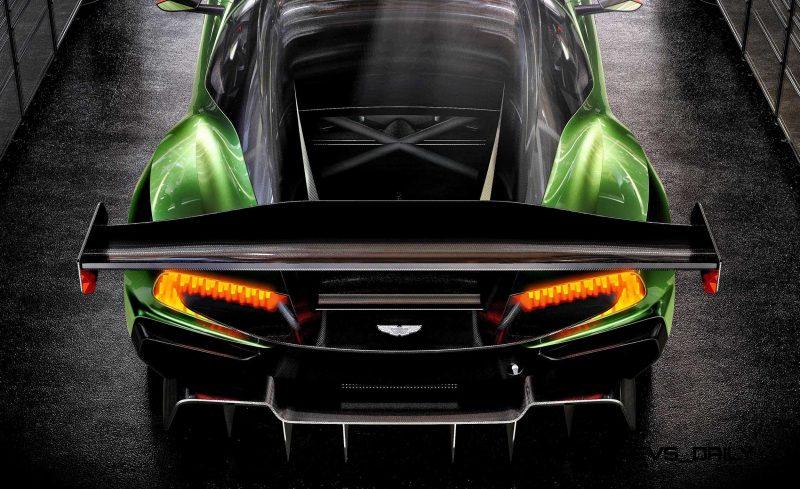2016 Aston Martin VULCAN 18