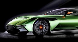 2016 Aston Martin VULCAN 7