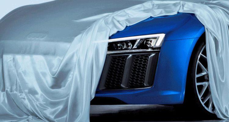2016 Audi R8 LED Laser Headlight Teaser
