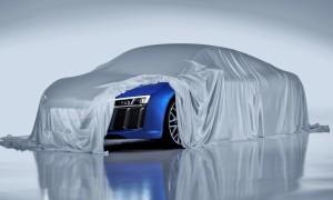 Audi R8  Laser-Scheinwerfer