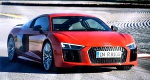 2016 Audi R8 V10 Plus 20