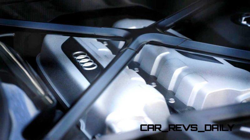 2016 Audi R8 V10 Plus 21