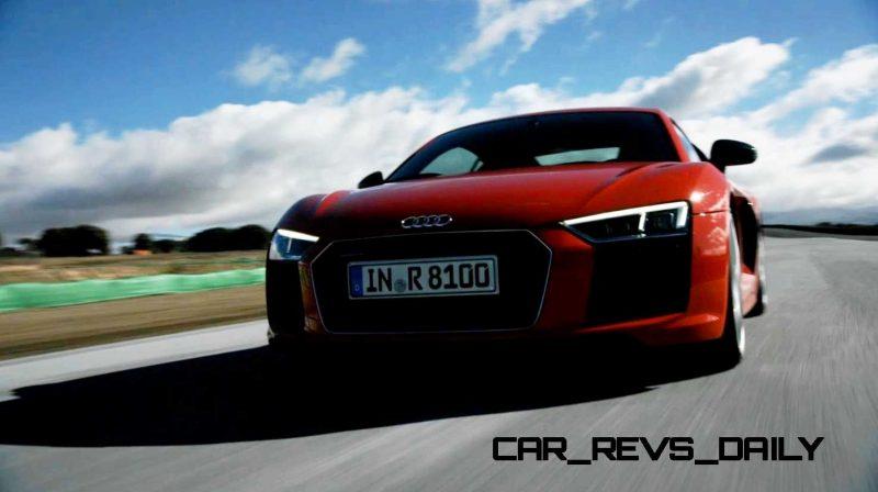 2016 Audi R8 V10 Plus 6
