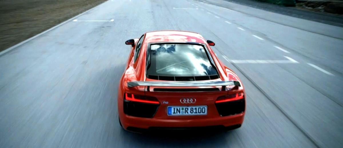 2016 Audi R8 V10 Plus 8