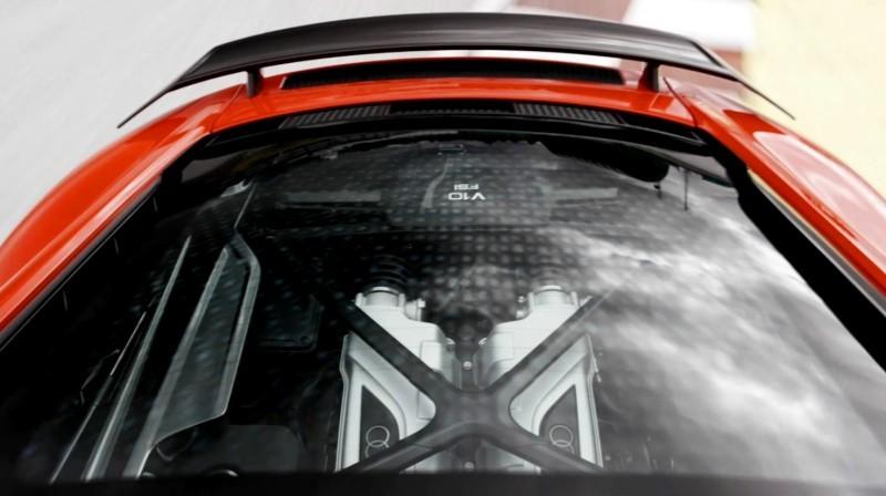 2016 Audi R8 V10 Plus 9