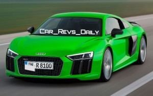 2016 Audi R8 V10 Plus - Digital Colorizer 1