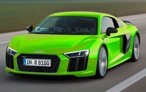 2016 Audi R8 V10 Plus - Digital Colorizer 11