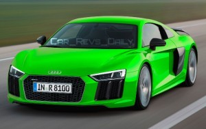 2016 Audi R8 V10 Plus - Digital Colorizer 12