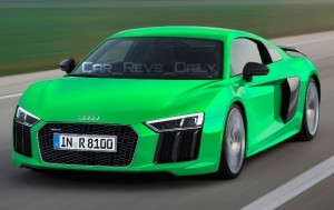 2016 Audi R8 V10 Plus - Digital Colorizer 14