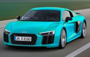2016 Audi R8 V10 Plus - Digital Colorizer 15