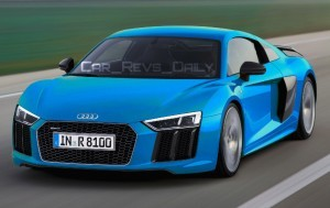 2016 Audi R8 V10 Plus - Digital Colorizer 16