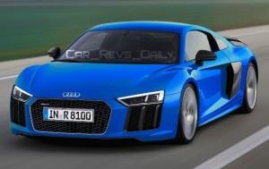 2016 Audi R8 V10 Plus - Digital Colorizer 17