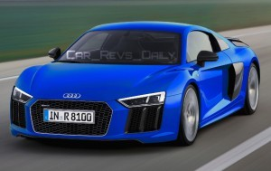 2016 Audi R8 V10 Plus - Digital Colorizer 18