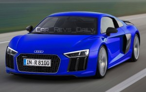 2016 Audi R8 V10 Plus - Digital Colorizer 19