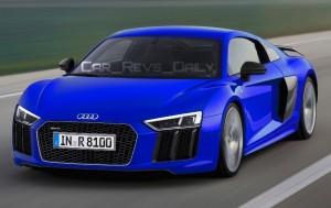 2016 Audi R8 V10 Plus - Digital Colorizer 19
