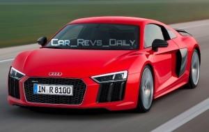 2016 Audi R8 V10 Plus - Digital Colorizer 2