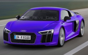 2016 Audi R8 V10 Plus - Digital Colorizer 20