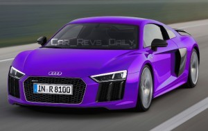 2016 Audi R8 V10 Plus - Digital Colorizer 21