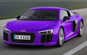 2016 Audi R8 V10 Plus - Digital Colorizer 21