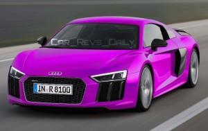 2016 Audi R8 V10 Plus - Digital Colorizer 23