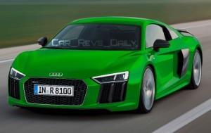 2016 Audi R8 V10 Plus - Digital Colorizer 27