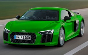 2016 Audi R8 V10 Plus - Digital Colorizer 28