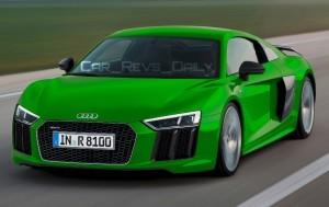 2016 Audi R8 V10 Plus - Digital Colorizer 28
