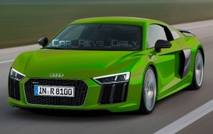 2016 Audi R8 V10 Plus - Digital Colorizer 29