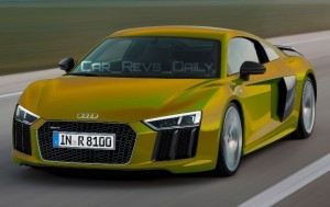 2016 Audi R8 V10 Plus - Digital Colorizer 30