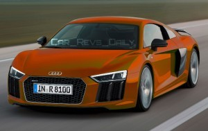 2016 Audi R8 V10 Plus - Digital Colorizer 31