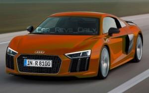 2016 Audi R8 V10 Plus - Digital Colorizer 31