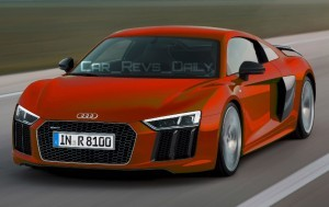 2016 Audi R8 V10 Plus - Digital Colorizer 32
