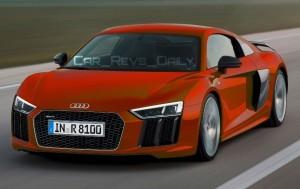 2016 Audi R8 V10 Plus - Digital Colorizer 32