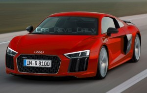 2016 Audi R8 V10 Plus - Digital Colorizer 33