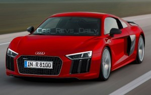 2016 Audi R8 V10 Plus - Digital Colorizer 34