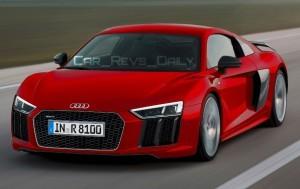 2016 Audi R8 V10 Plus - Digital Colorizer 34