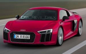 2016 Audi R8 V10 Plus - Digital Colorizer 35