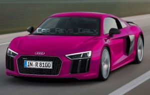 2016 Audi R8 V10 Plus - Digital Colorizer 36