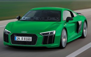 2016 Audi R8 V10 Plus - Digital Colorizer 39