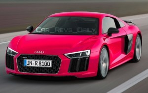 2016 Audi R8 V10 Plus - Digital Colorizer 4