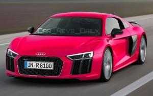 2016 Audi R8 V10 Plus - Digital Colorizer 4