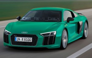 2016 Audi R8 V10 Plus - Digital Colorizer 40