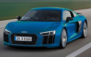 2016 Audi R8 V10 Plus - Digital Colorizer 41